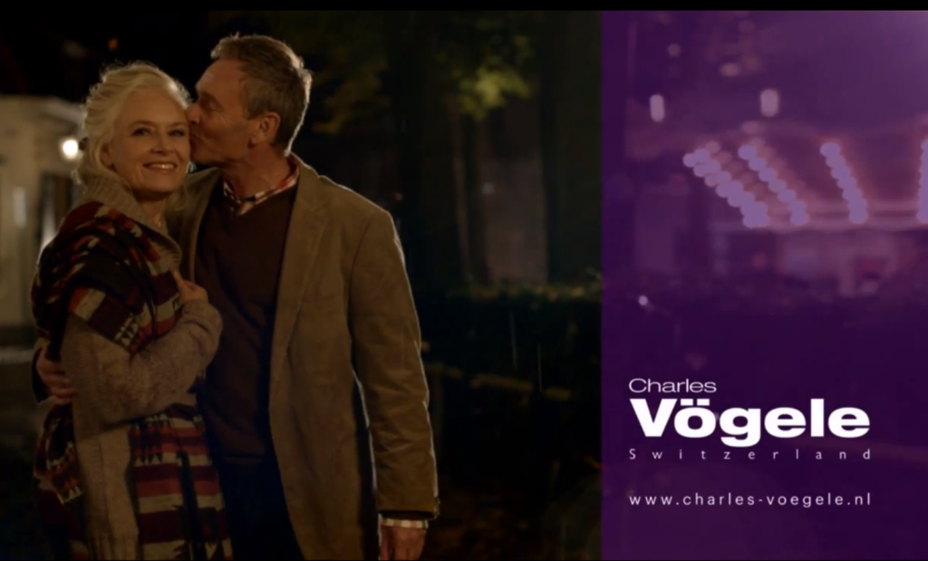 Crossmarks ontwikkelt tvcommercials Charles Vögele