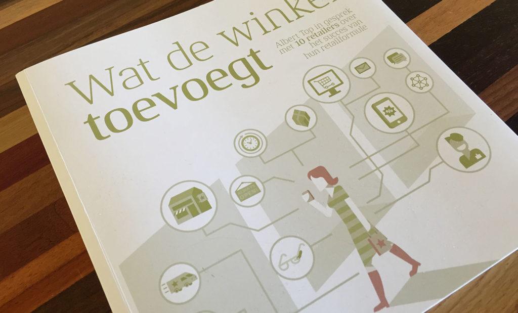 Crossmarks en RetailTrends publiceren boekje: 'Wat de winkel toevoegt'
