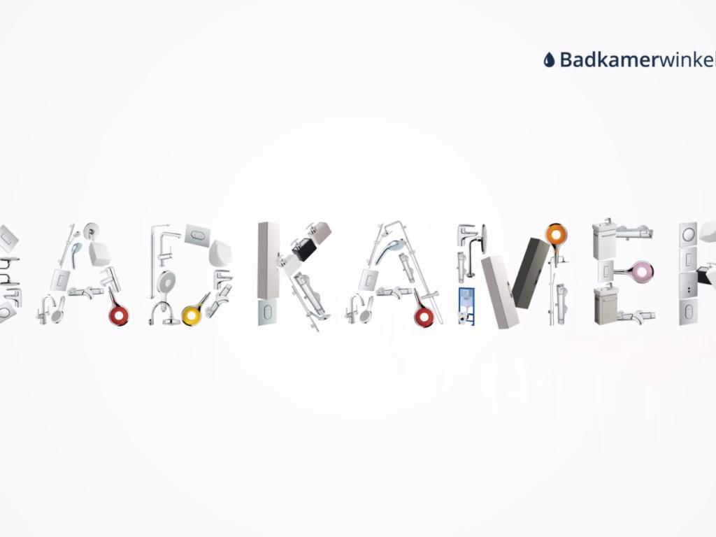 Badkamerwinkel.nl TV commercial WK 2014