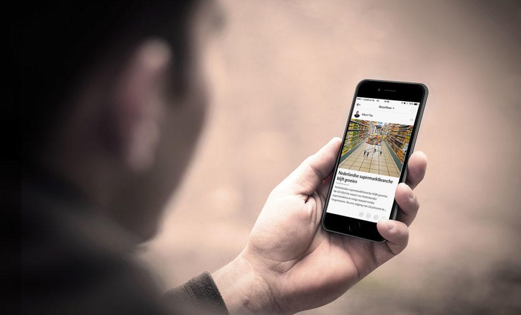 Dagelijks portie inspiratie met ons online magazine RetailNow