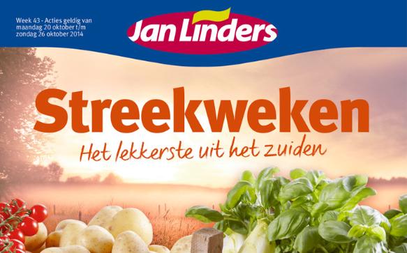 Jan Linders heeft de beste folder!