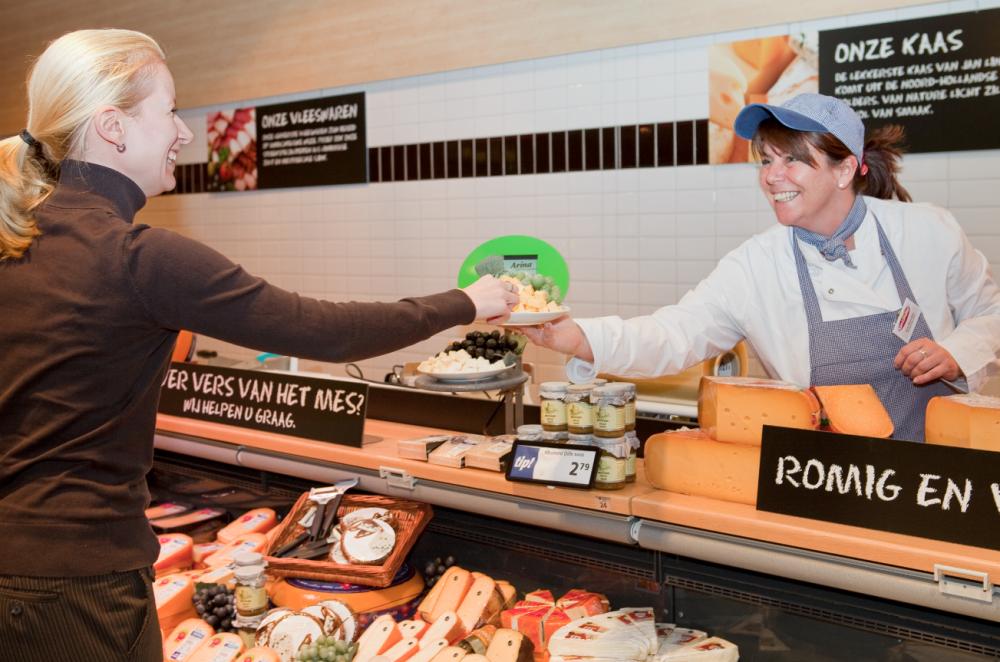 Jan Linders opnieuw meest gewaardeerde supermarkt