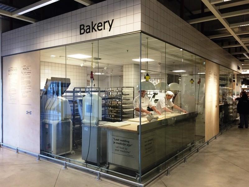 ikea the bakery