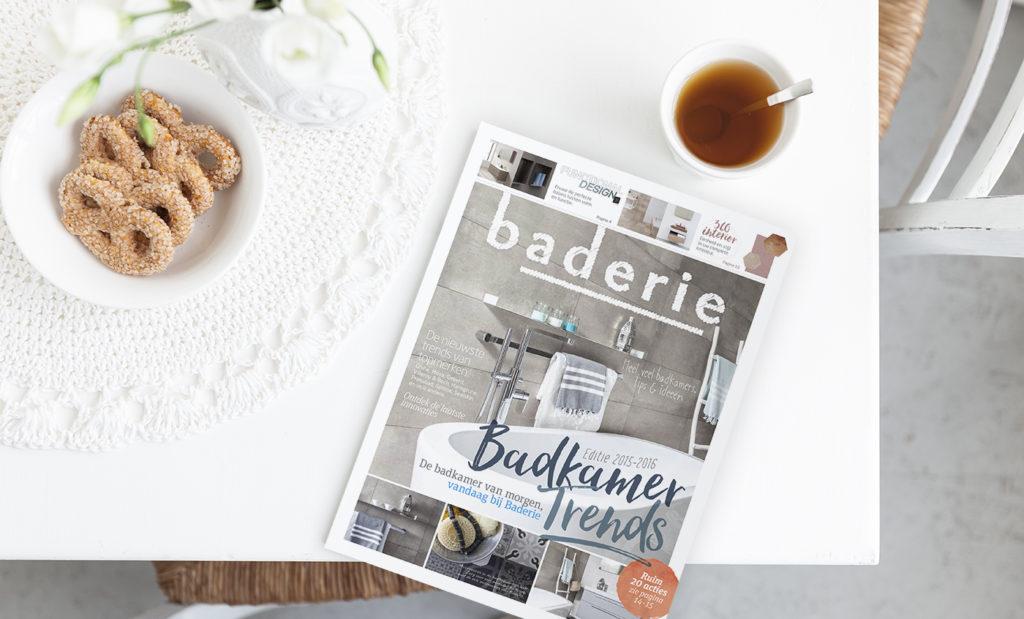 Nieuwe trendcampagne voor Baderie
