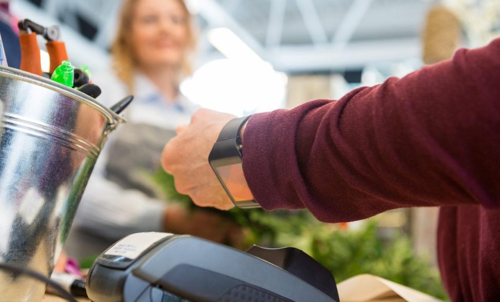 De 'wearable' toekomst van retail