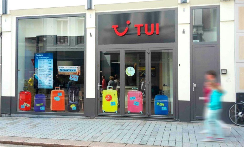 Retailactivatie bij TUI: Kom met je koffer en win!