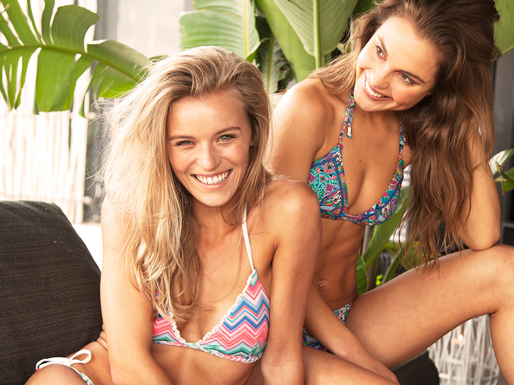 Introductie van een nieuw high fashion beachwear label
