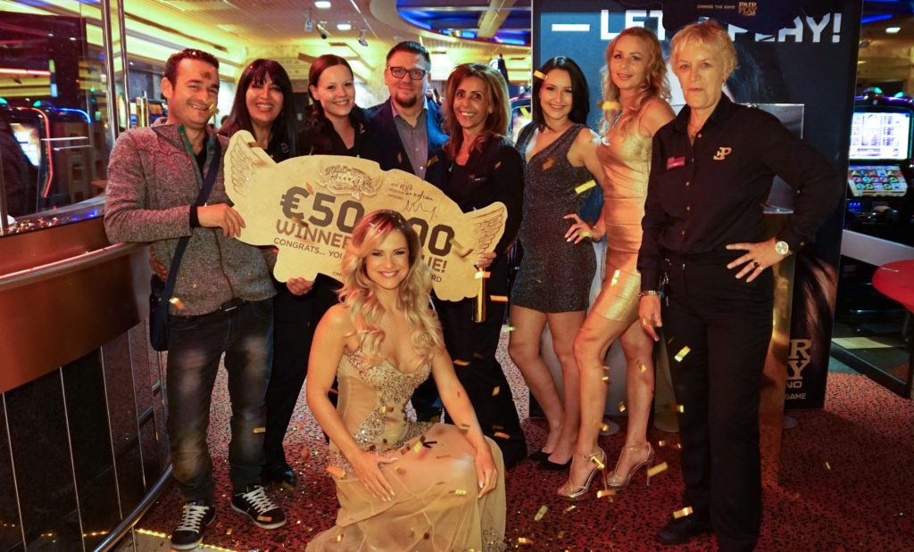 Goudkoorts bij Fair Play Casino