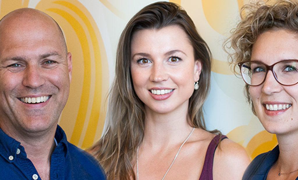 Crossmarks versterkt team met drie nieuwe collega's
