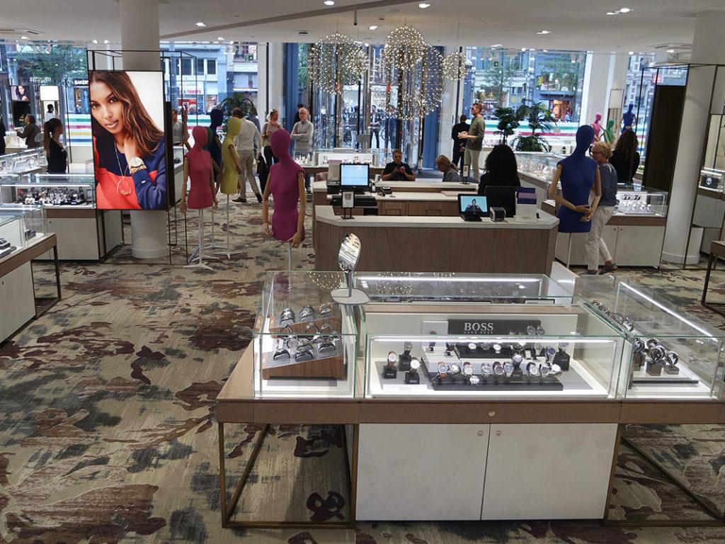 Hudson's Bay: hét warenhuis van de toekomst?