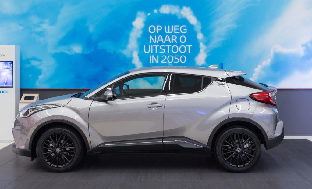 Nieuw instore communicatie concept voor Toyota