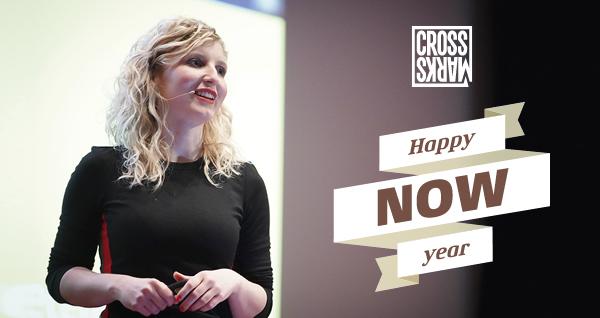 Happy Now Year: een inspirerend begin van 2018!