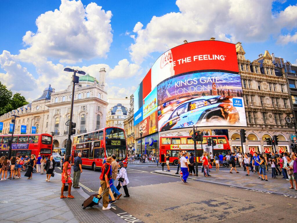 De ultieme retailbeleving in Londen