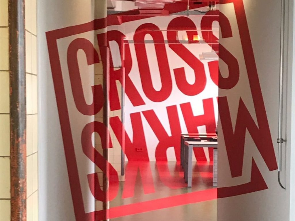 Crossmarks Mindfuck logo is publieksfavoriet tijdens Sign+ Magazine 2018