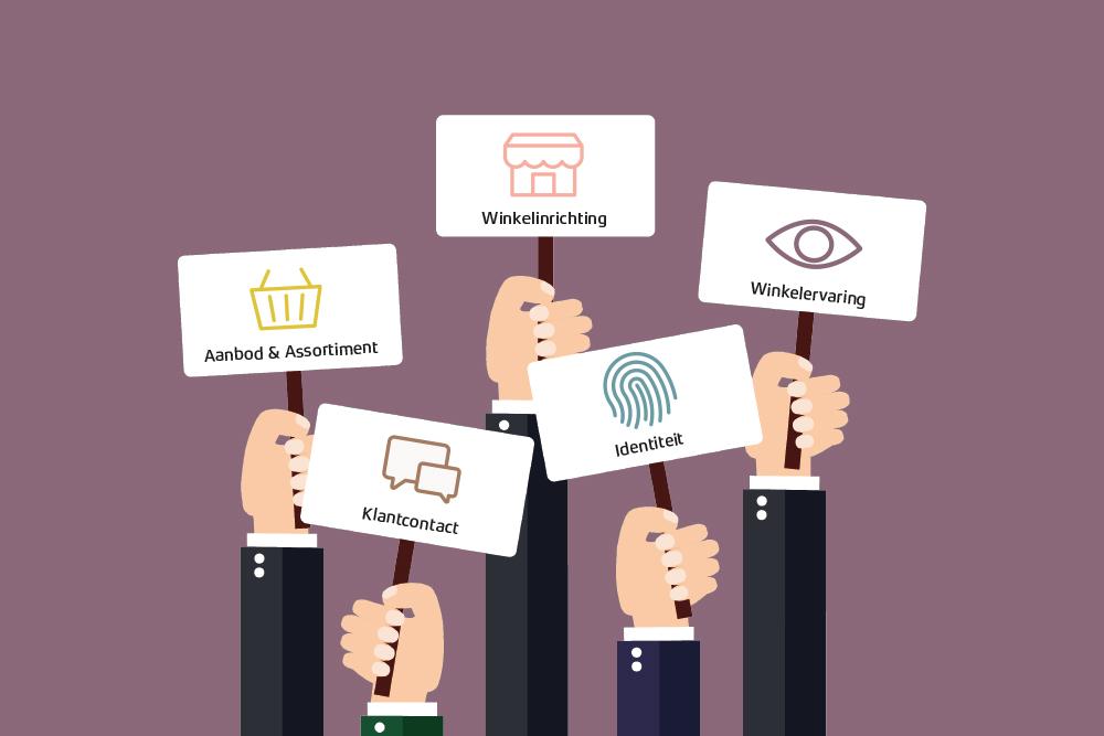 De 5 pijlers van retailinspiratie volgens de consument
