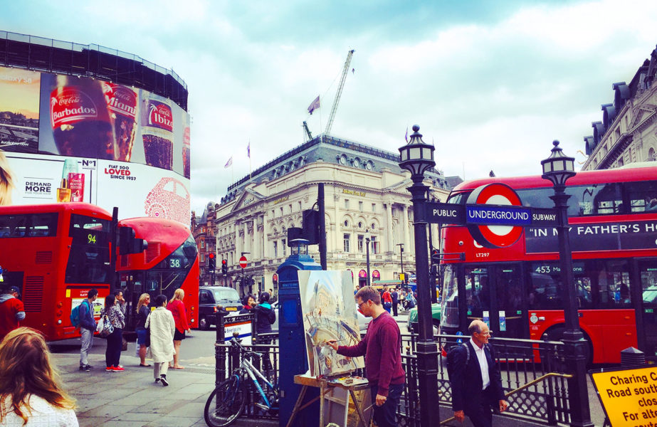 The Future of Retail – Londen