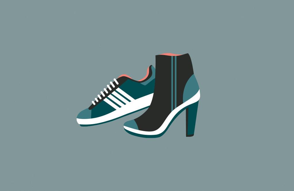 De klant vindt het aanbod van schoenenretailers allesbehalve inspirerend
