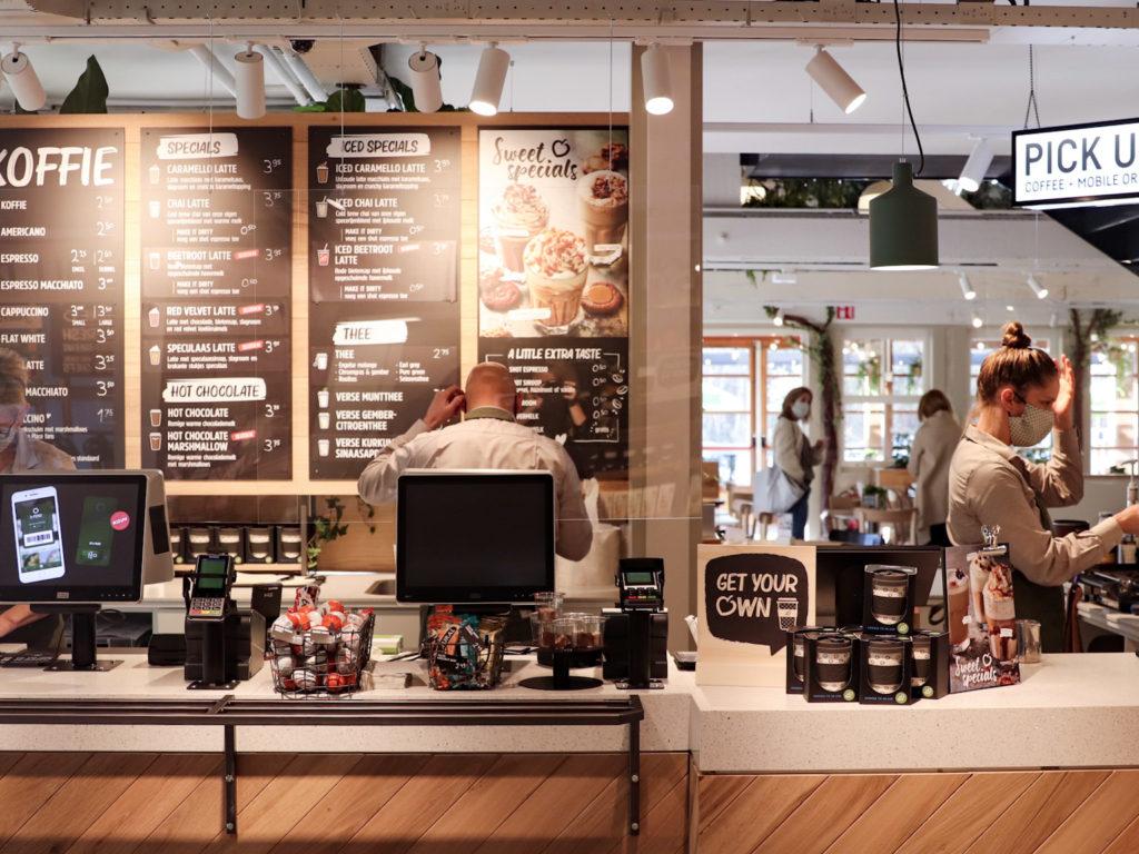 Een nieuw restaurantconcept voor La Place
